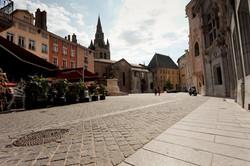 Bienvenue Place Saint André !
