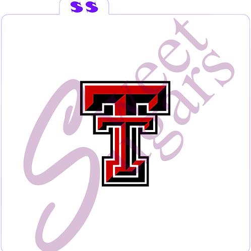 (WS) Double T 2 Part Silkscreen Stencil