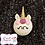 Thumbnail: Unicorn Mini Hot Cocoa Bomb *NO SHIPPING*