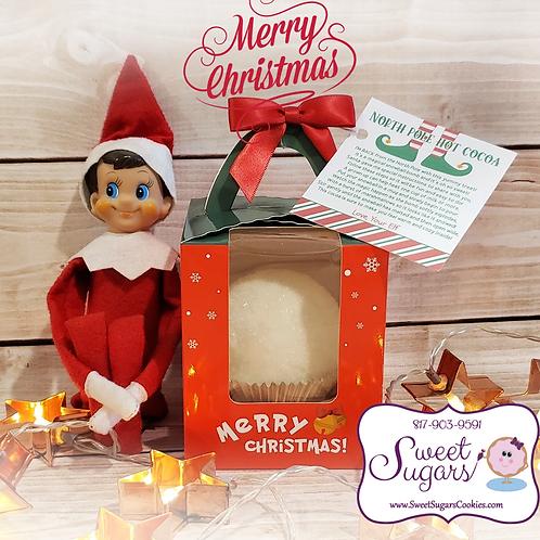 Elf  - Magic Snowball Hot Cocoa Bomb *NO SHIPPING*