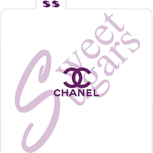 (WS) Perfume Silkscreen Stencil