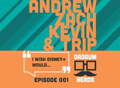Dadgum Nerds | Episode 001 - Recap
