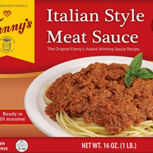 Fanny's Italian Meat Sauce