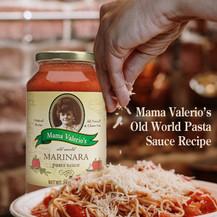 Mama Valerio's Pasta Sauce