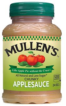Mullens_Less Sugar 24 oz.