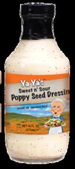 Yaya's Poppy Seed Dressing