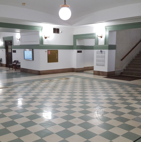 Beginings of Courthouse Cafe