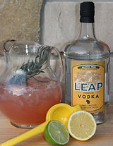 The Naked Leap Cocktail Recipe