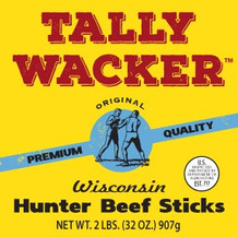 Tally Wacker Beef Sticks