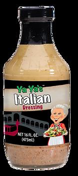 Yaya's Italian Dressing