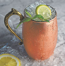 Lambeau Mule Cocktail Recipe