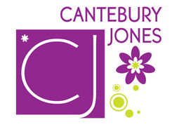 Cantebury Jones blog logo
