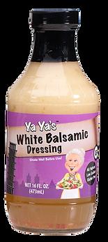 Yaya's White Balsamic Dressing