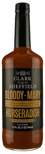 Clark & Sheffield Horseradish Bloody Mary Mix