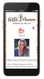 Rustic Mamma blog spot
