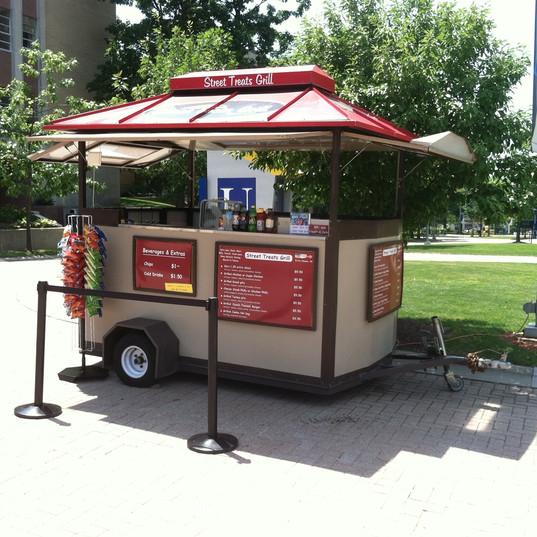 Street Treats Food Cart