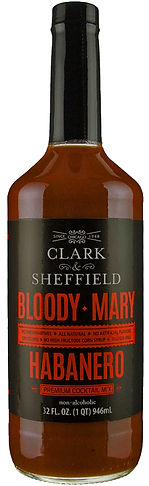 Clark & Sheffield Habanero Bloody Mary Mix