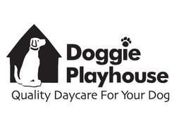 Doggie Playhouse logo