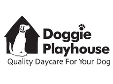 Doggie Playhouse logo