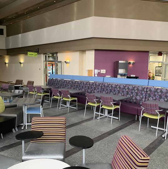 Courthouse Cafe Before Image