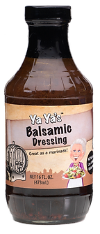 YaYa's Balsamic Dressing