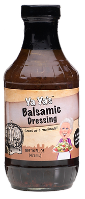 YaYa's Balsamic Dressing