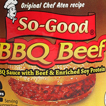 So-Good BBQ Beef