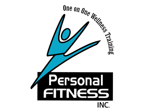 Personal Fitness personal training logo