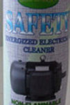 Safety Non-Flammable Energized Electrical Cleaner