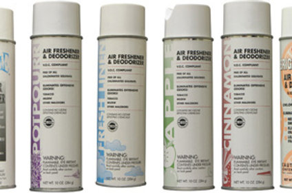 Handheld Aerosol Air Fresheners - Non Metered