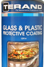 Glass and plastic protective coating