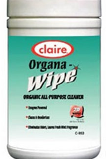 Claire - Organa-Wipe