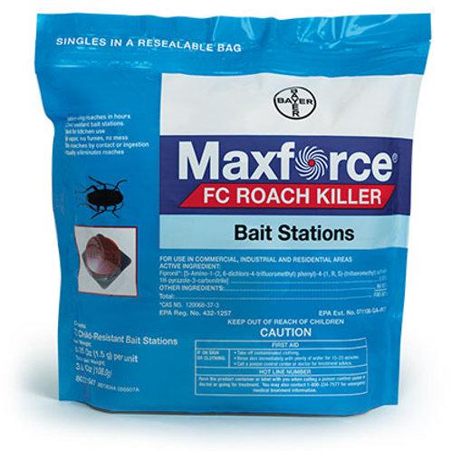 Maxforce FC Roach Killer Bait Stations