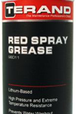 Terand - Red Spray Grease