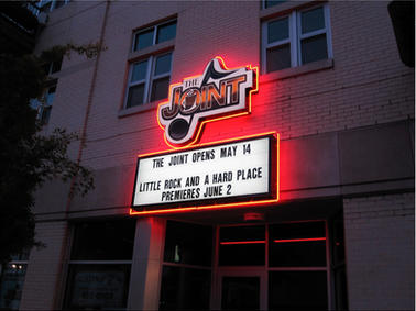 The Joint Custom Signage