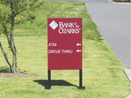 Bank of Ozarks Directional
