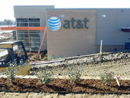 AT&T Channel Letters