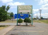 Khalil's Pole Sign