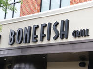Bonefish Grill Channel Letters
