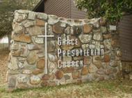 Grace Presbyterian Church Monument