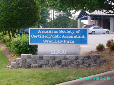 Arkansas Society of Certified Public Accountants Monument