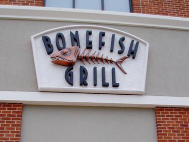 Bonefish Grill Custom Sign