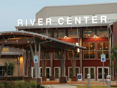 River Center Channel Letters