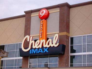 Chenal 9 Custom Sign