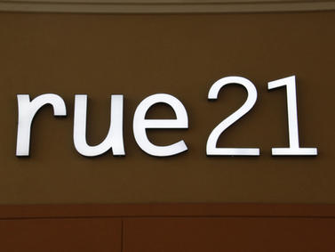 Rue 21 Channel Letters