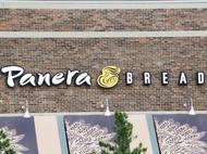 Panera Bread Channel Letters