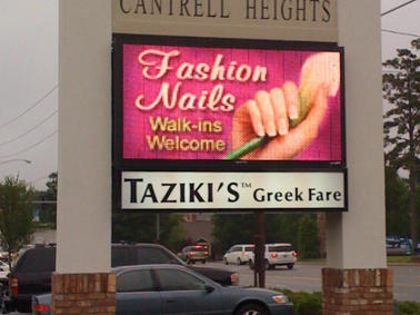 Cantrell Heights LED Display