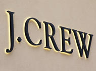 J. Crew Channel Letters