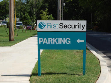 First Security Bank Directional