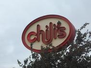Chili's Pole Sign